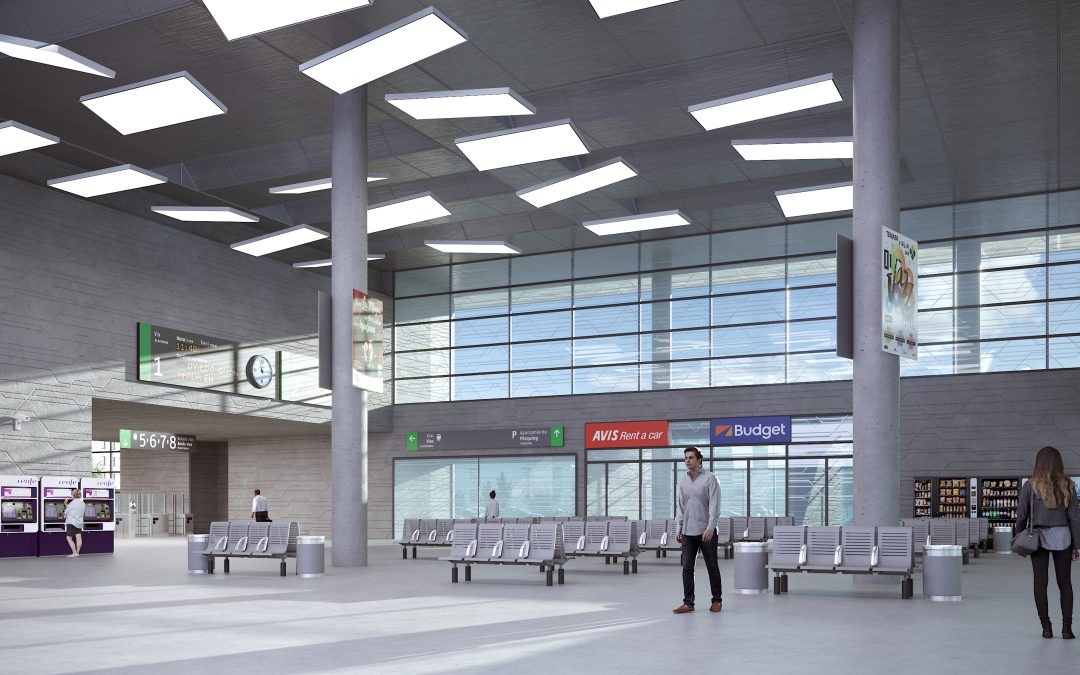 Ingeniería: Soterramiento red arterial ferroviaria Ciudad de Murcia