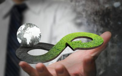 Conferencia de encuentros bilaterales sobre economía circular